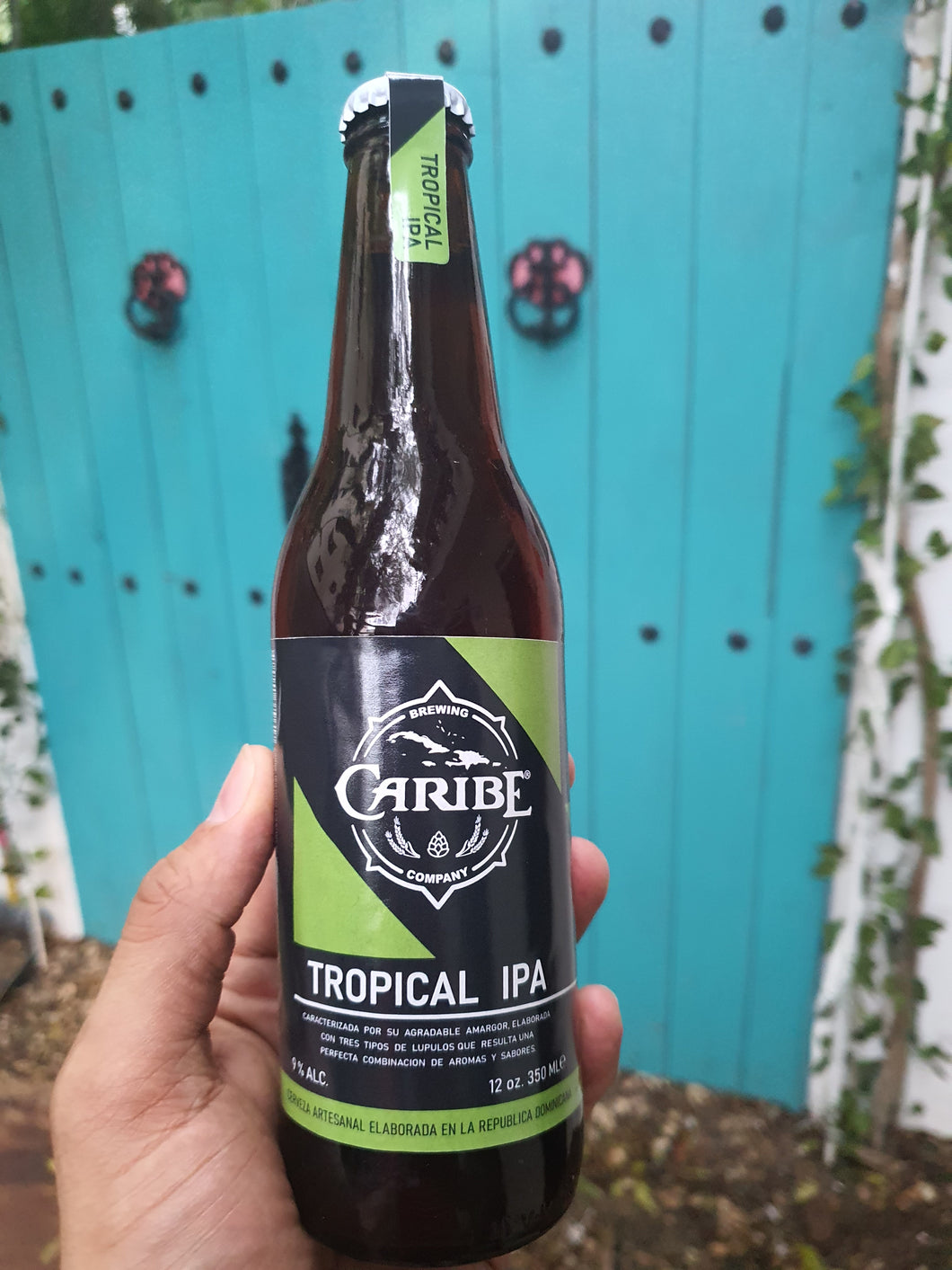 Caribe Brewing Company - Tropical IPA - Cerveza Artesanal - Artesanal.do