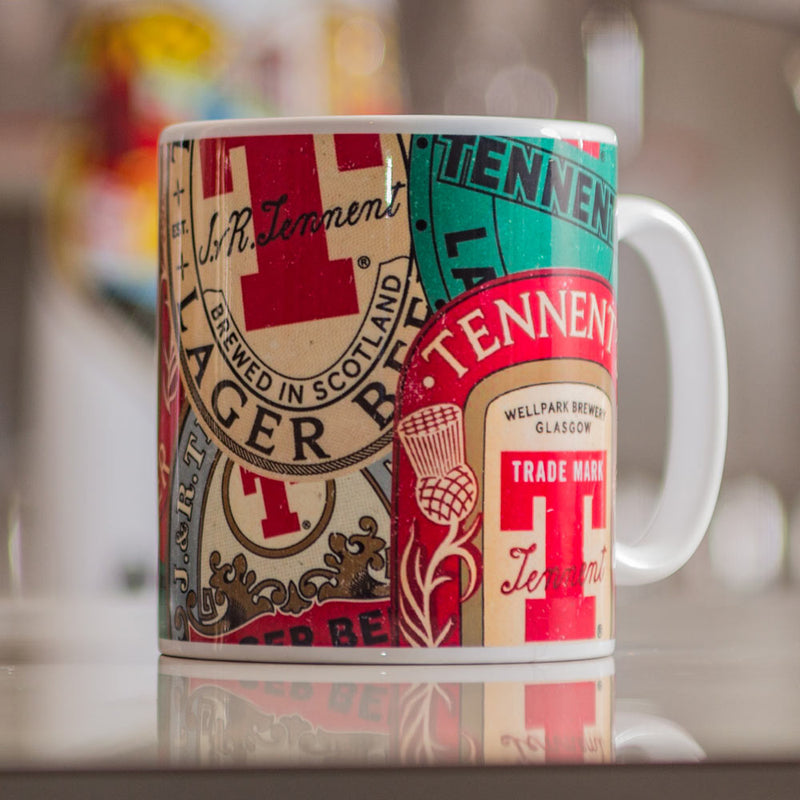 Tennents Heritage Mug