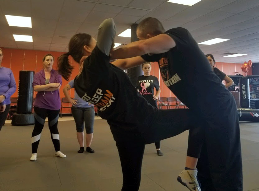 Women's Self-Defense Seminar: Feb 3rd
