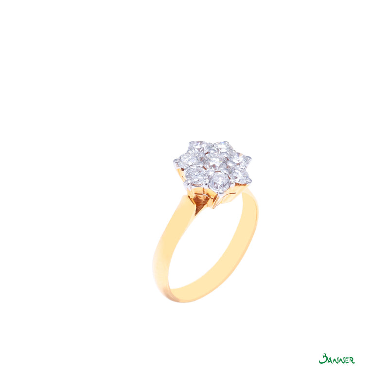 Diamond Chel Ring