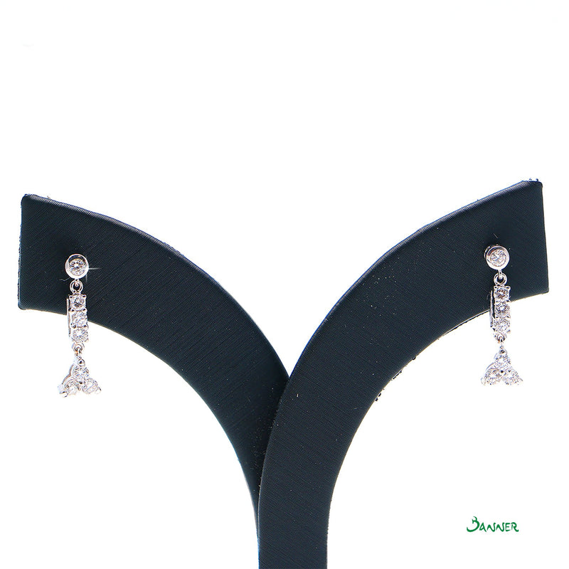 Diamond Petite Earrings