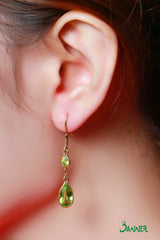Peridot Hna-Sint Moesat Earrings