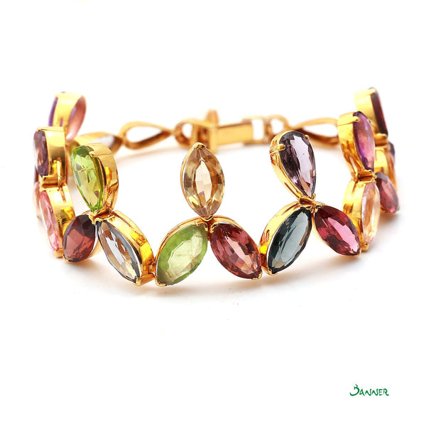 Assorted Gems Thit-Ywat Bracelet