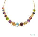 Assorted-Gems Yaung-Sone Necklace