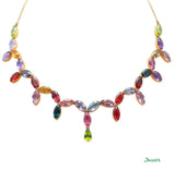 Assorted Gems Thit-Ywat Necklace