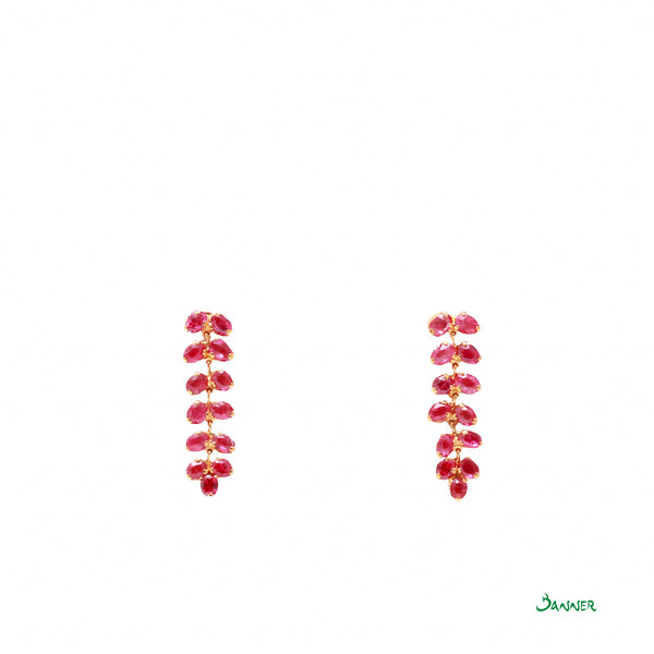 Ruby Thazin-khet Earrings