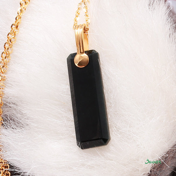 Black Jade Pendant (Male)