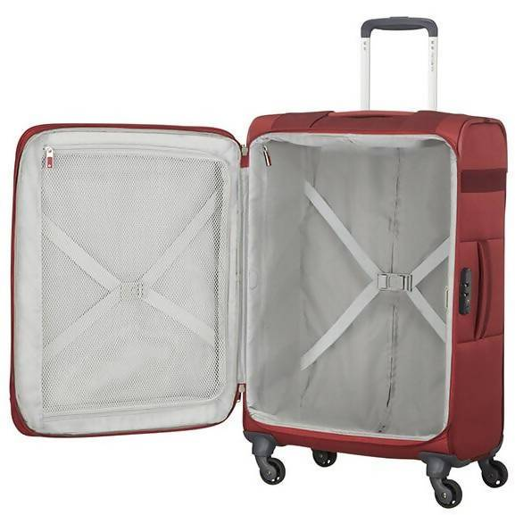 Valigia media Samsonite Grande & Cabina valigia media samsonite spinner 66/24 colore.cherry Pelletteria Giorgianni - Milazzo, Commerciovirtuoso.it