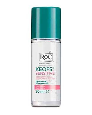 Keops Deodorante Roll-on Sensitive Pelle Fragile 30 ml Deodorante Farmacia Cavallaro - Milazzo, Commerciovirtuoso.it