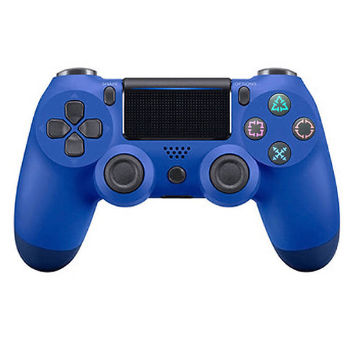 Joypad Controller per PS4 Playstation 4 Compatibile Wireless BLUE JOYPAD MFP Store - Bovolone, Commerciovirtuoso.it