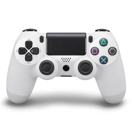 Joypad Controller per PS4 Playstation 4 Compatibile Wireless Bianco JOYPAD MFP Store - Bovolone, Commerciovirtuoso.it