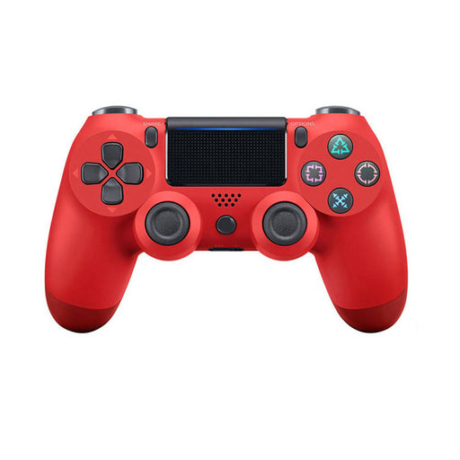 Joypad Controller per PS4 Playstation 4 Compatibile Wireless ROSSO JOYPAD MFP Store - Bovolone, Commerciovirtuoso.it
