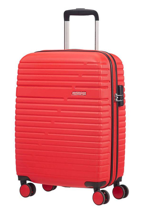 Valigia Grande colore Poppy Red TROLLEY AMERICAN TOURISTER SPINNER 79 CM Pelletteria Giorgianni - Milazzo, Commerciovirtuoso.it