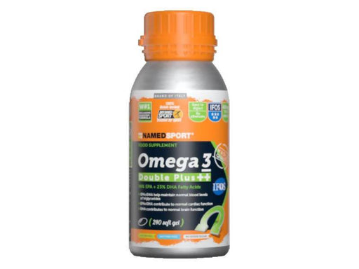 Omega 3 Double Plus++ 240 Capsule Softgel Integratore alimentare Farmacia Cavallaro - Milazzo, Commerciovirtuoso.it