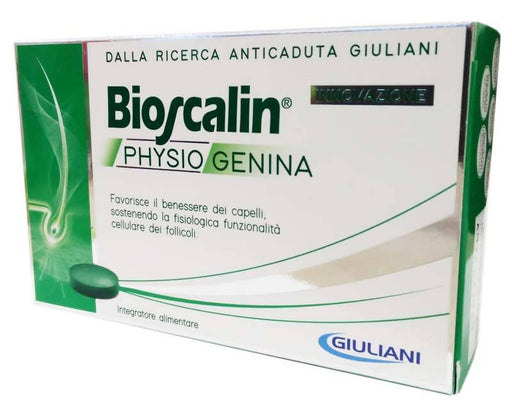 Physiogenina 30 Capsule Integratori capelli Farmacia Cavallaro - Milazzo, Commerciovirtuoso.it