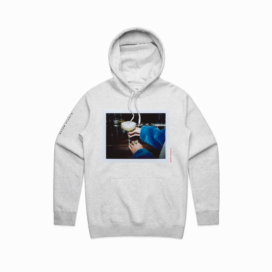 ©JOHNNY MILLER BIG POPPA HOODED PULLOVER