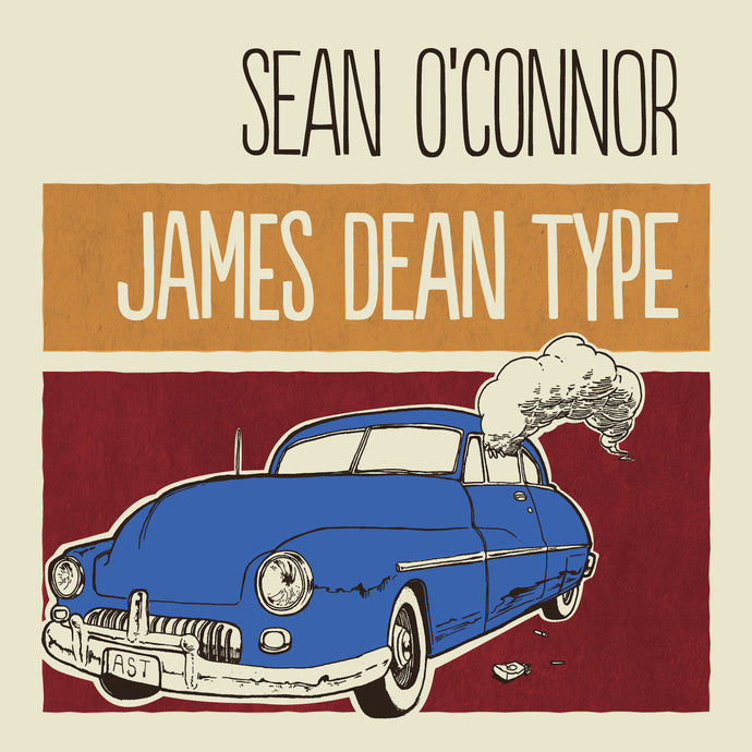 Sean O'Connor - James Dean Type