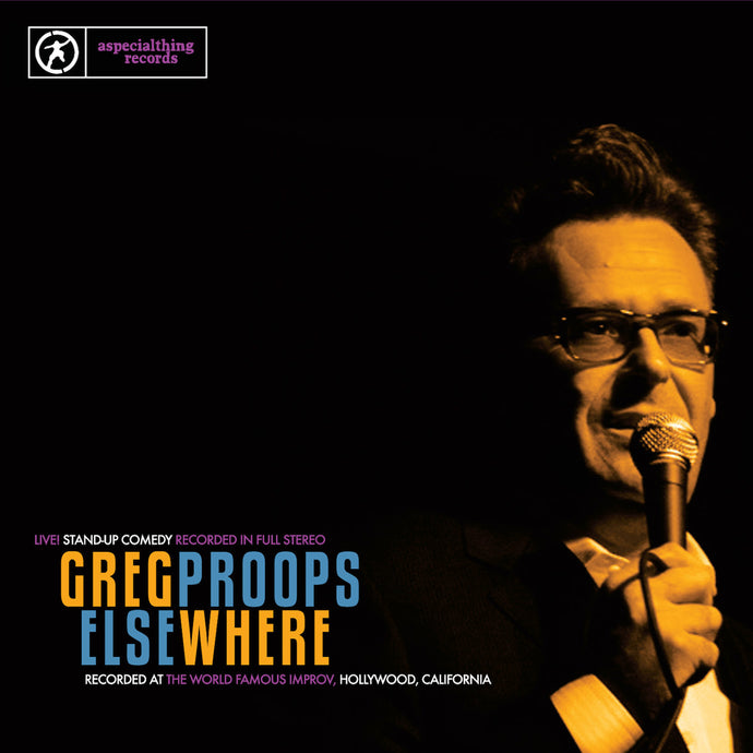 Greg Proops - Elsewhere