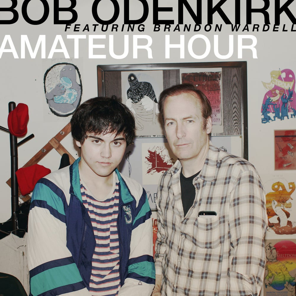 BOB ODENKIRK - AMATEUR HOUR - CD