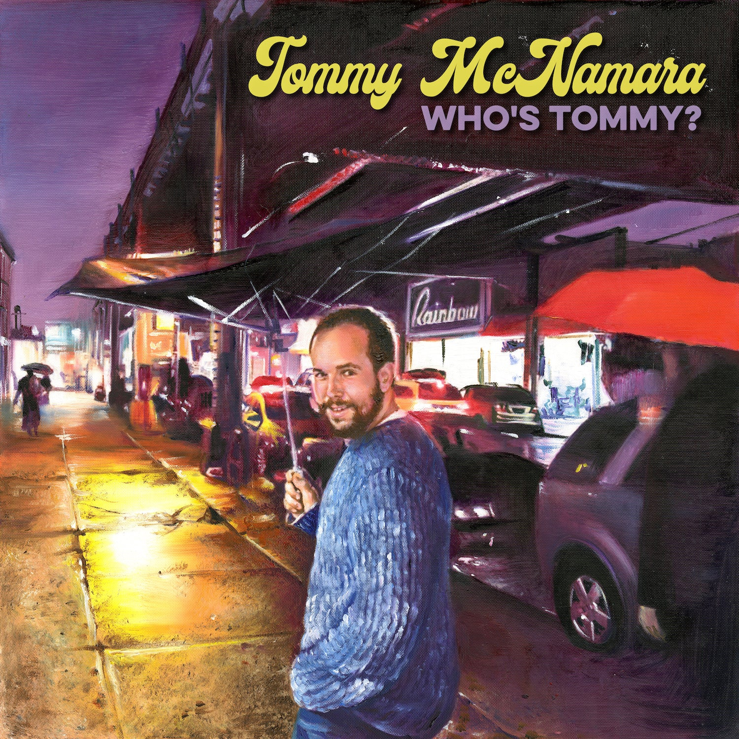 "Load image into Gallery viewer, TOMMY MCNAMARA - ""WHO'S TOMMY?"" 12"" VINYL"