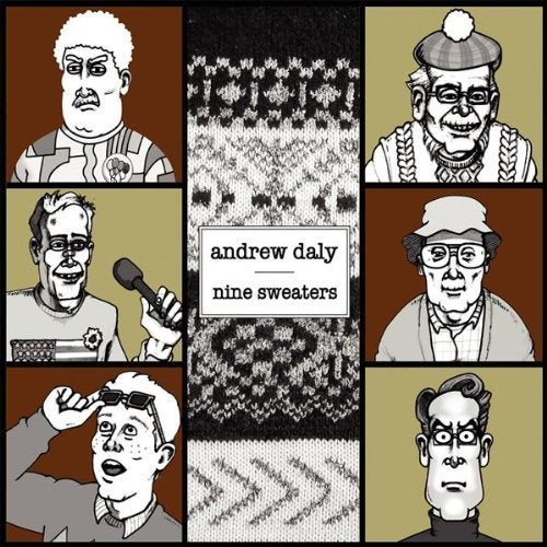 Load image into Gallery viewer, ANDREW DALY - NINE SWEATERS - CD