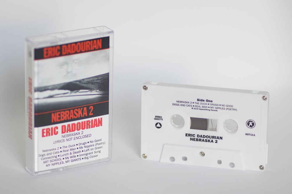 Load image into Gallery viewer, ERIC DADOURIAN - NEBRASKA 2 CASSETTE