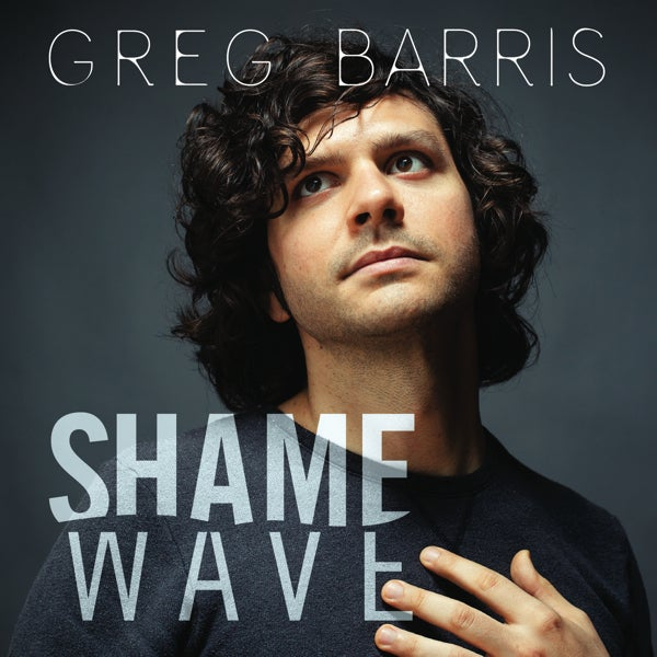 GREG BARRIS - SHAME WAVE - CD