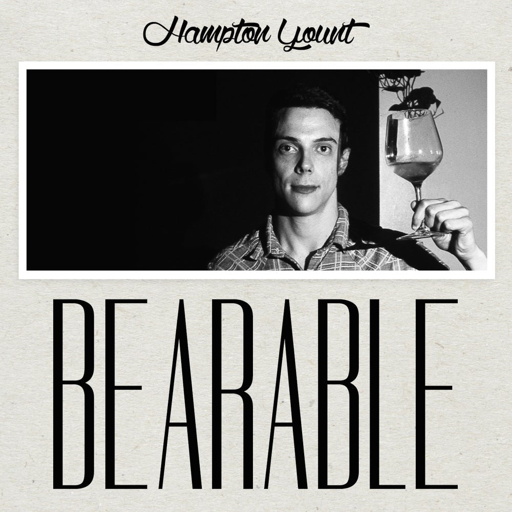 HAMPTON YOUNT - BEARABLE CD