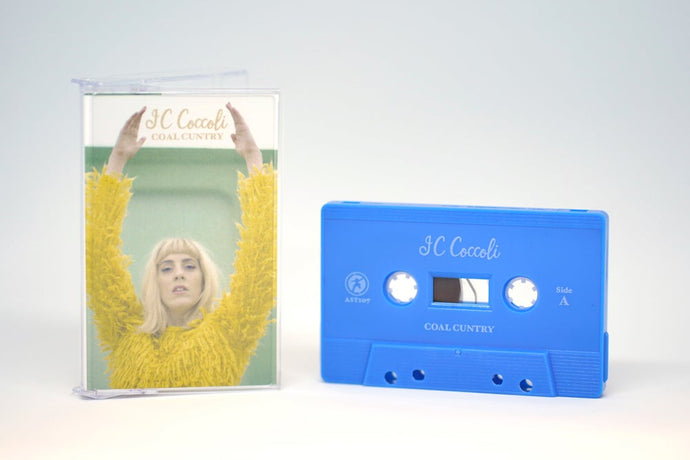 JC COCCOLI - COAL CUNTRY CASSETTE