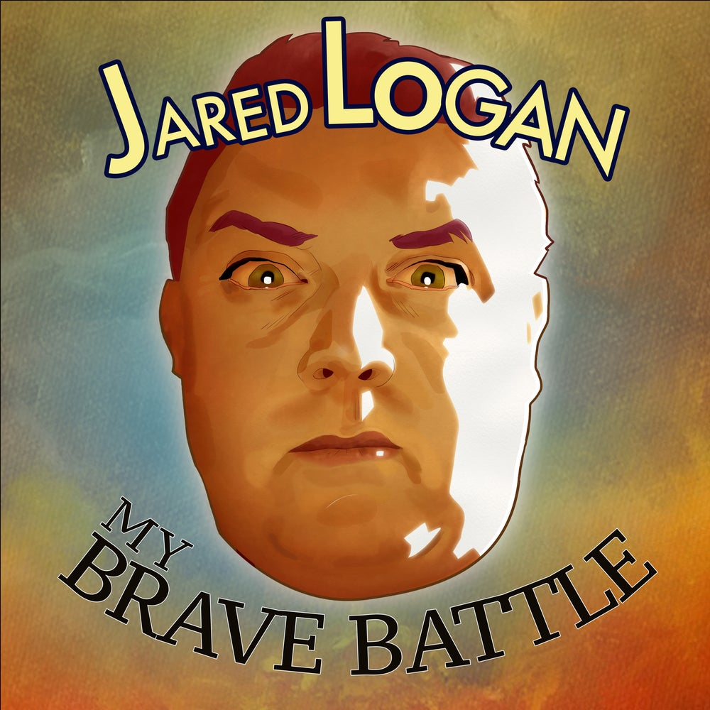 JARED LOGAN - MY BRAVE BATTLE - CD
