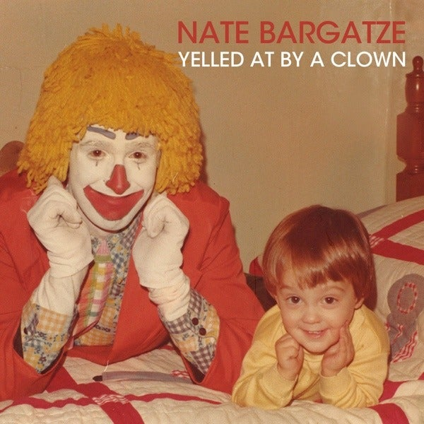 Load image into Gallery viewer, NATE BARGATZE - YELLED AT BY A CLOWN - CD