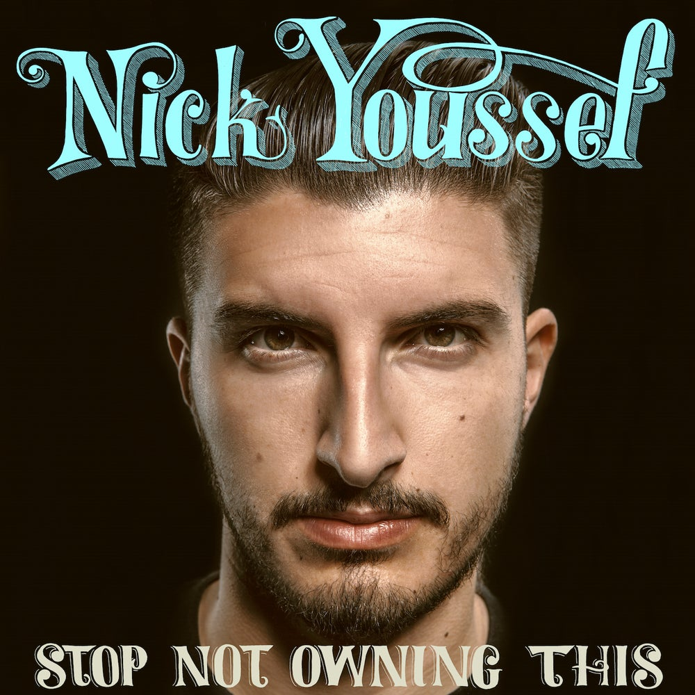 "Load image into Gallery viewer, NICK YOUSSEF - STOP NOT OWNING THIS - 12"" VINYL"