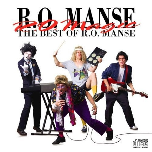 Load image into Gallery viewer, R.O. MAGIC: THE BEST OF R.O. MANSE CD