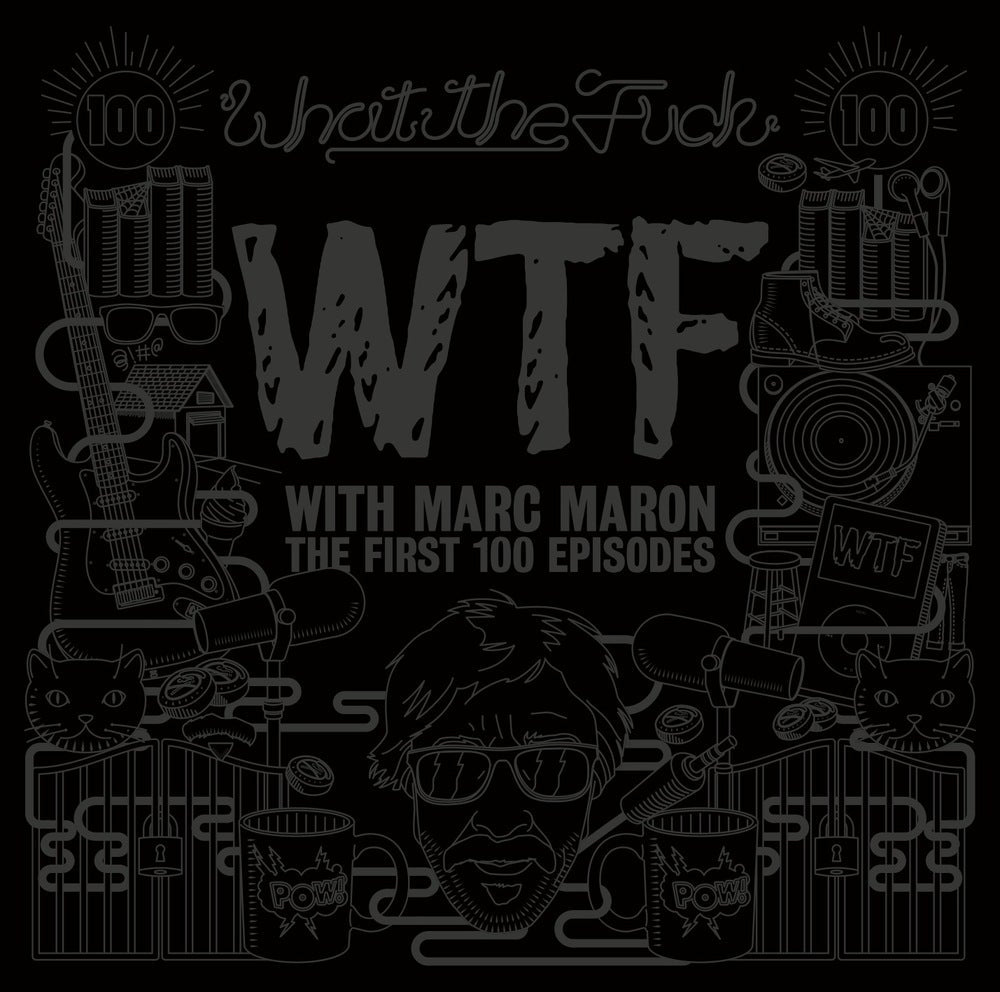 Load image into Gallery viewer, WTF WITH MARC MARON - THE FIRST 100 EPISODES