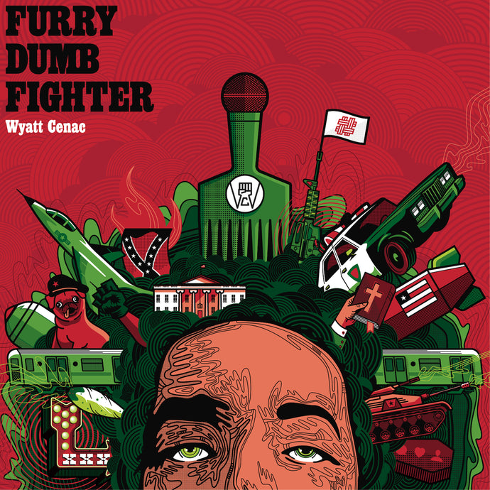 Wyatt Cenac - Furry Dumb Fighter