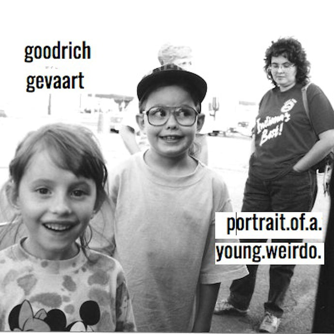 Goodrich Gevaart - Portrait of a Young Weirdo