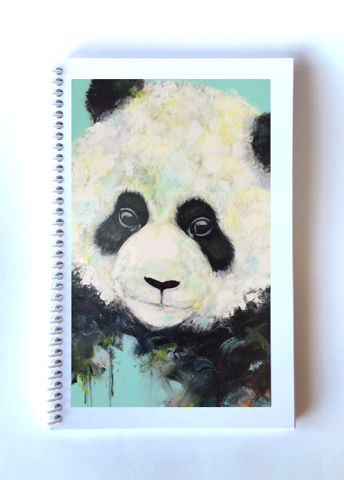 Cahier de notes | Panda