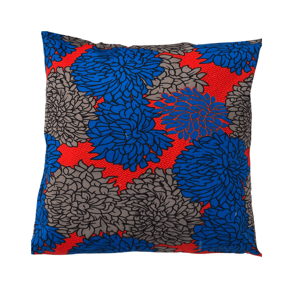 sustainable gifts A Good Case Pillow case - Red And Blue