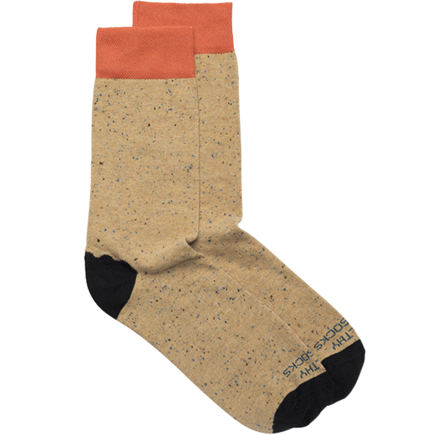 Wolffish men Healthy Seas socks, upcycled from ghost fishing nets, ecological and sustainable