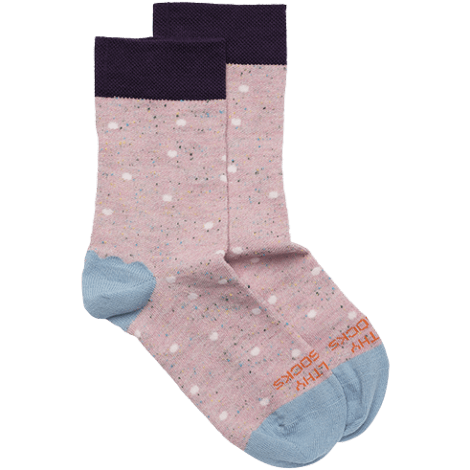 Minnow ladies and women's Healthy Seas socks, upcycled from ghost fishing nets, ecological and sustainable