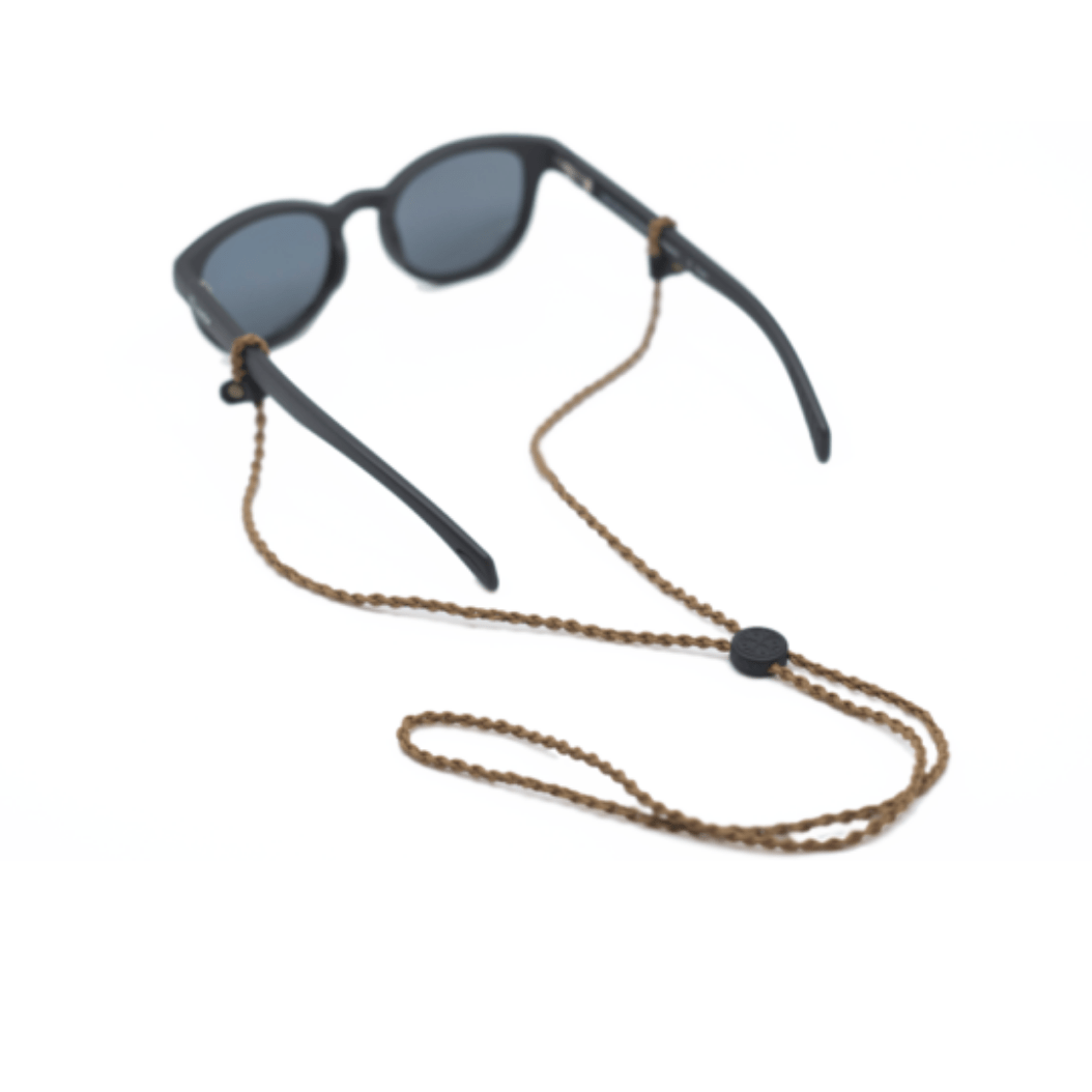 Sustainable gift karun sunglasses strap in beige