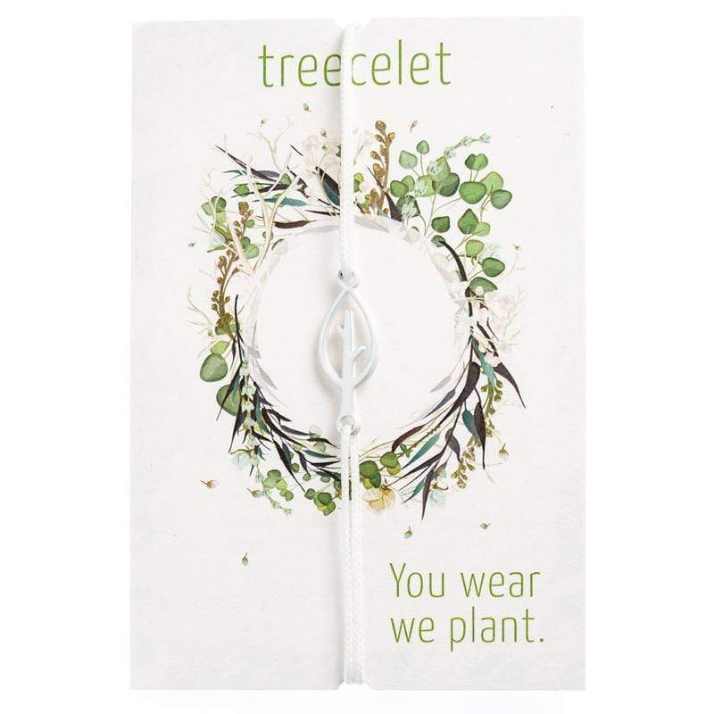Treecelet Haiti bracelet on card plant a tree