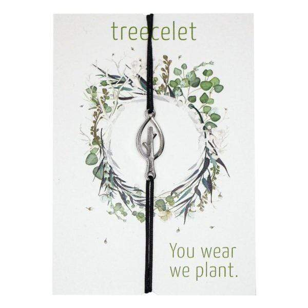 sustainable gifts Treecelet Plant a tree bracelet - Indonesia