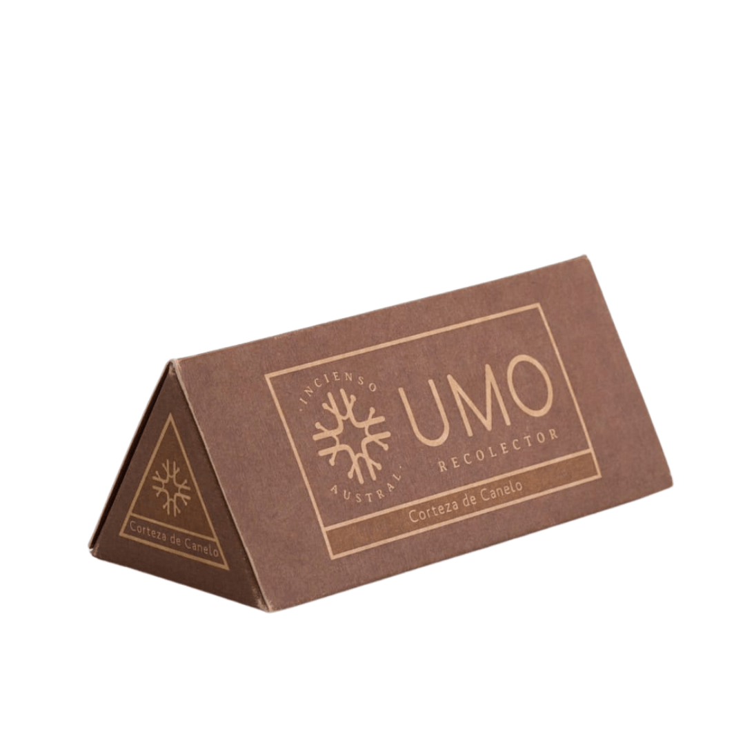sustainable gifts Umo Recolector Sustainable natural incense - canelo (box of 6)