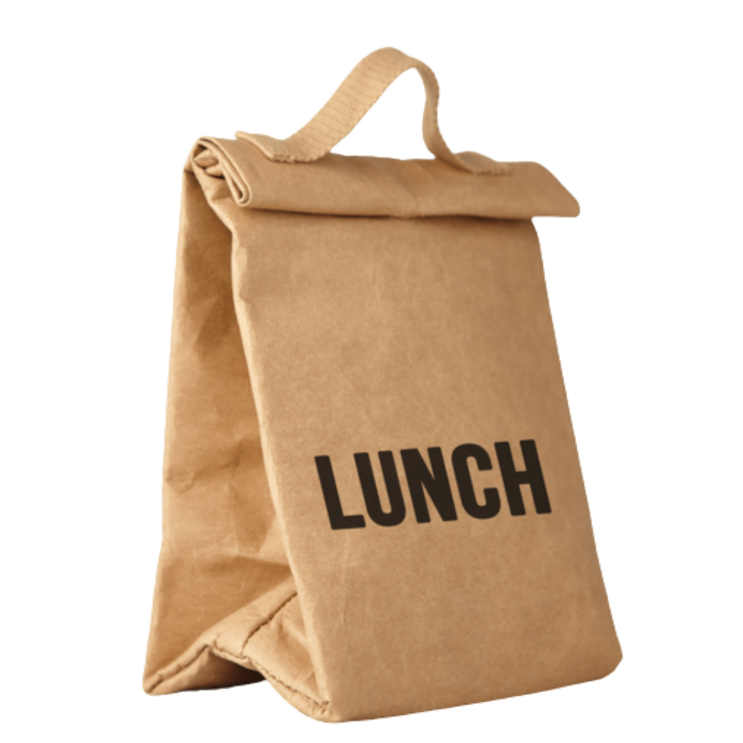 Wakecup Lunch bag sustainably sourced