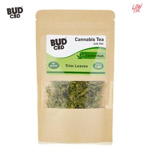 1 bag of Hemp Tea