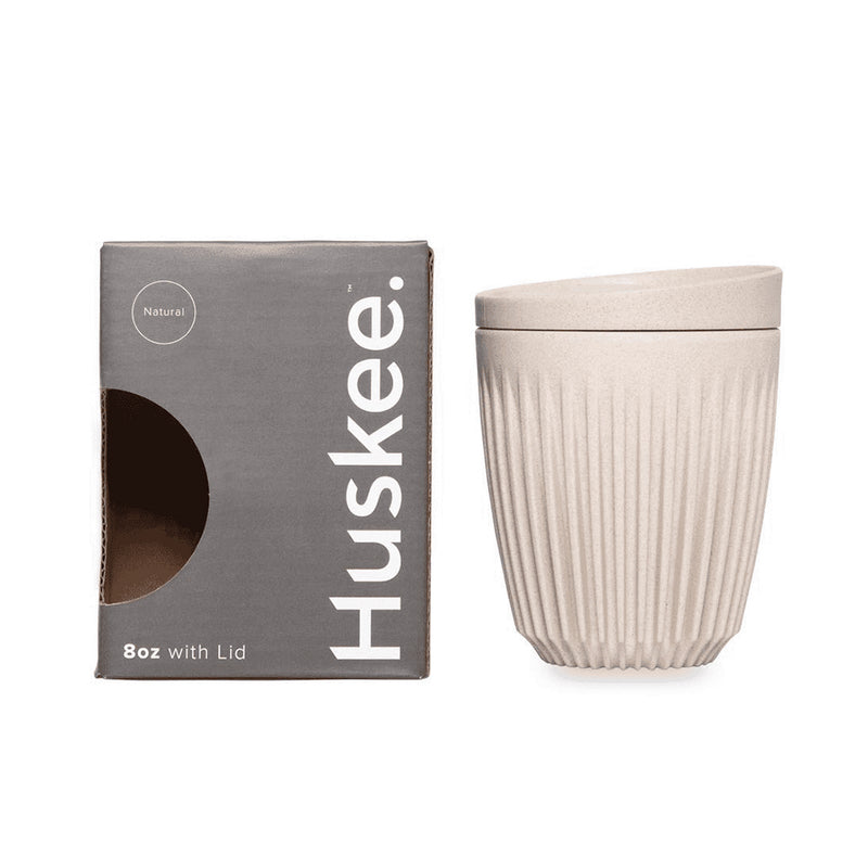 Huskee Cup and Lid (8oz)