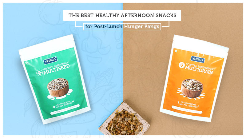 THE BEST HEALTHY AFTERNOON SNACKS