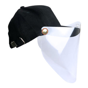 Cotton Cap with Visor