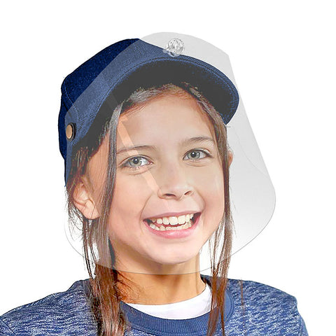 Kids - Cap with a rubber visor (non-cracking)